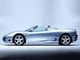 Ver foto 8 de Ferrari 360 Spyder 2001