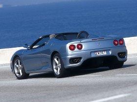 Ver foto 15 de Ferrari 360 Spyder 2001