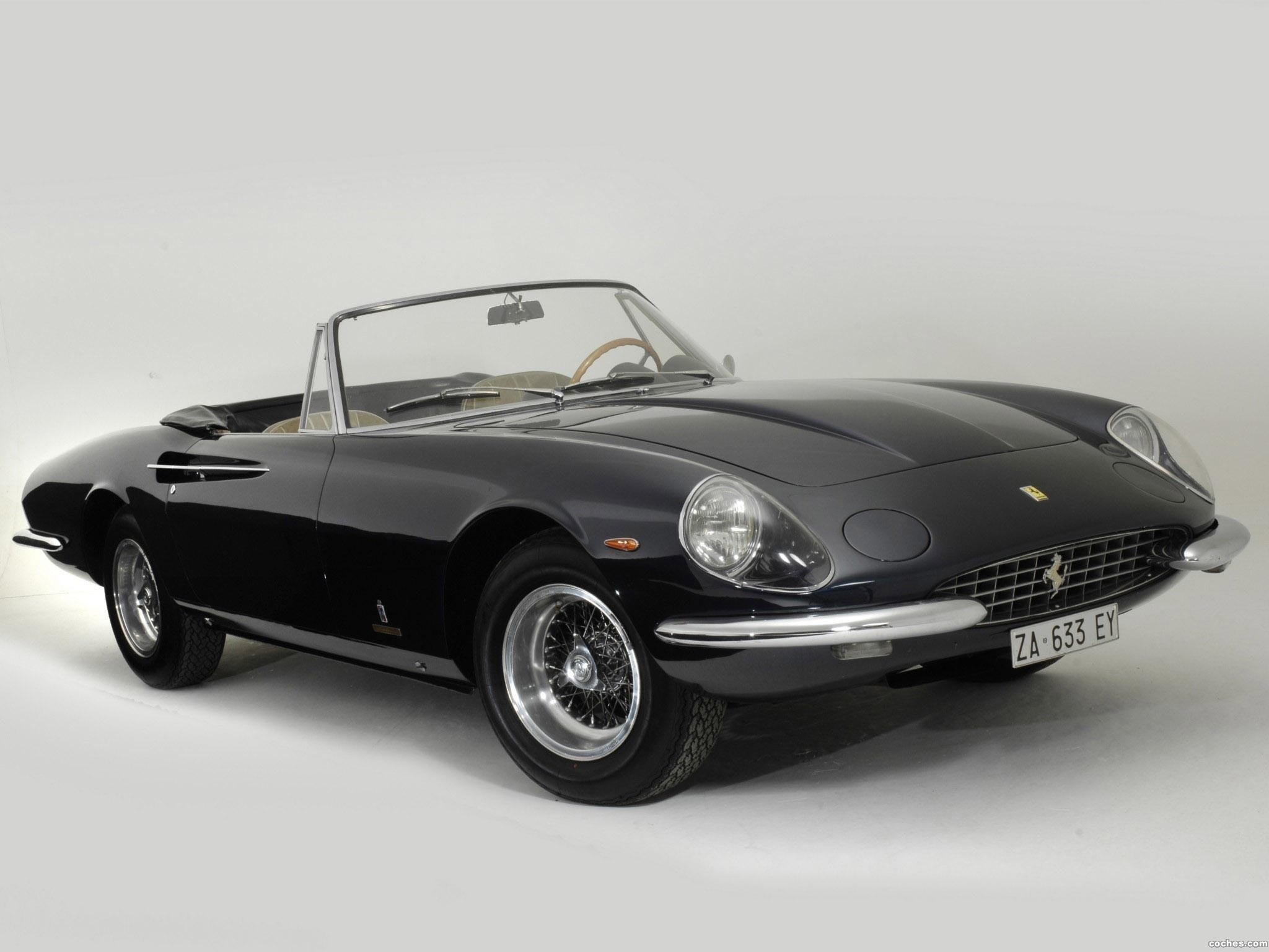 Foto 0 de Ferrari 365 California Spyder 1966