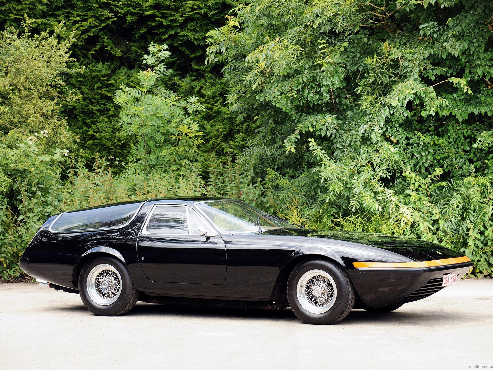 Foto 0 de Ferrari GTB 4 Shooting Brake 1975