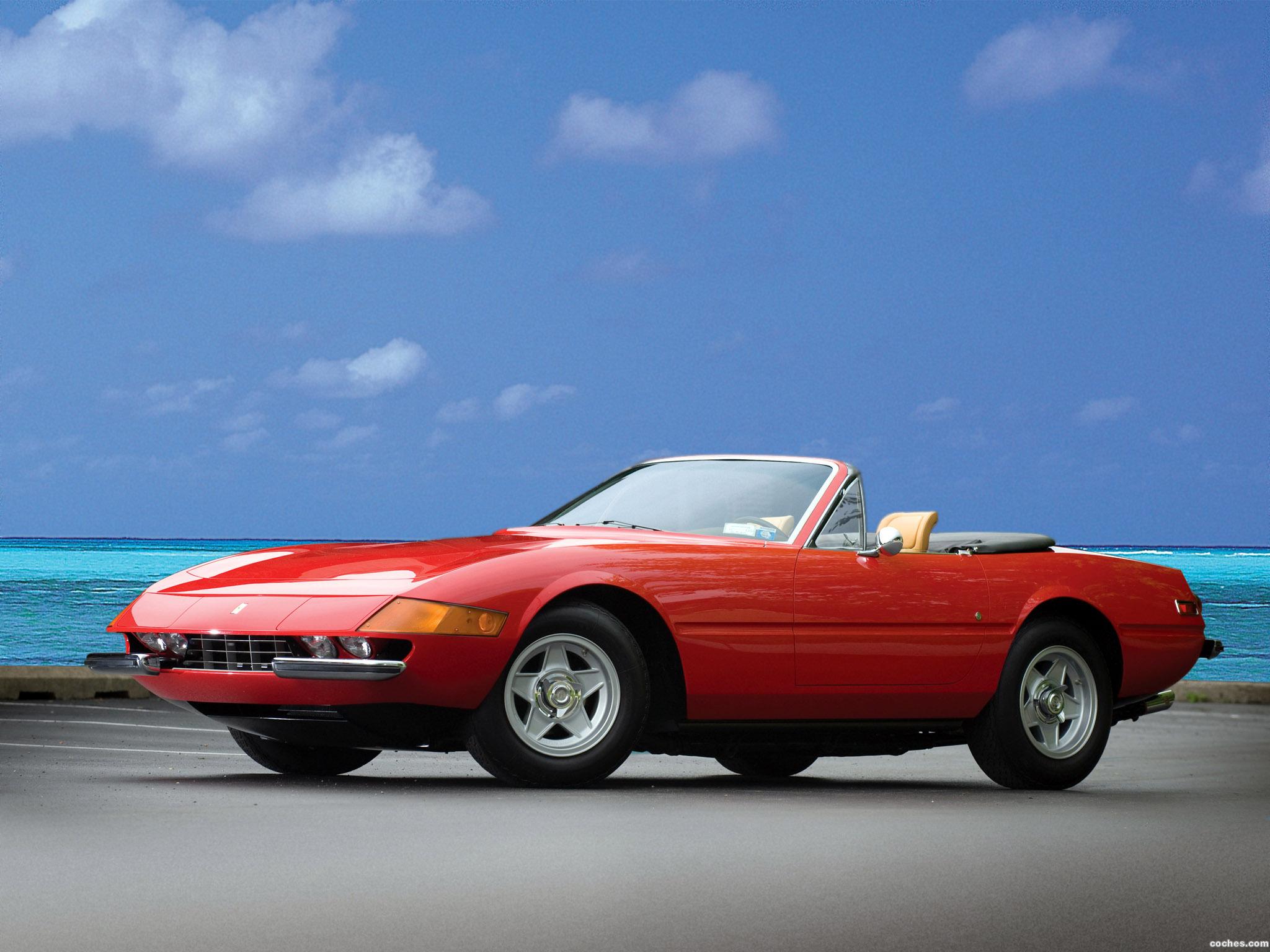 Foto 0 de Ferrari 365 GTS4 Daytona Spider 1970