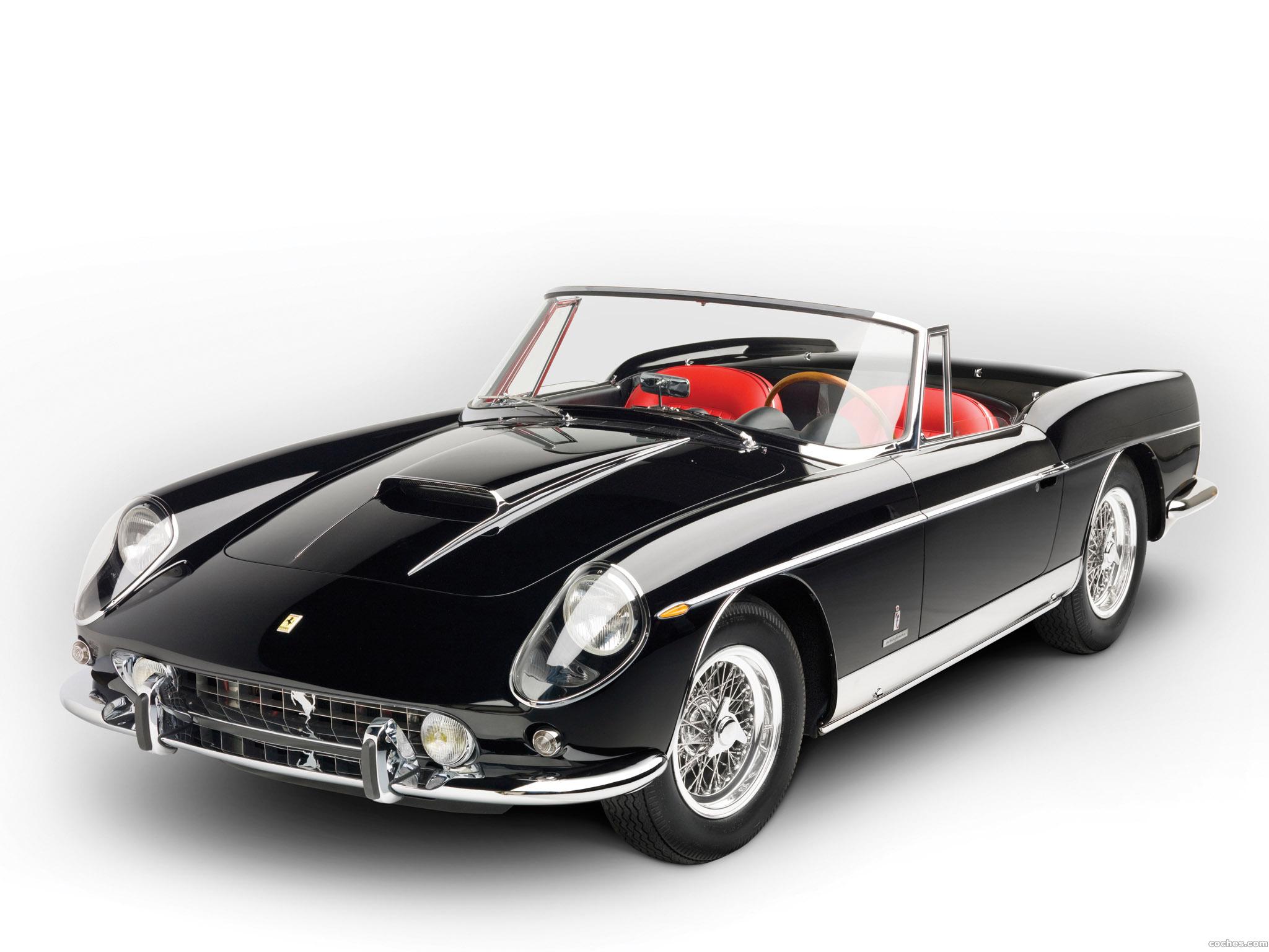 Foto 0 de Ferrari 400 Superamerica Cabriolet 1962