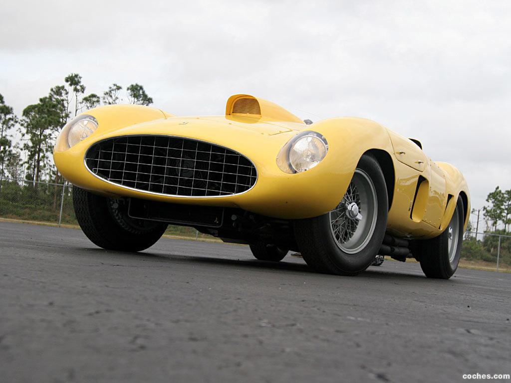 Foto 0 de Ferrari 410 S Scaglietti Spyder 1955