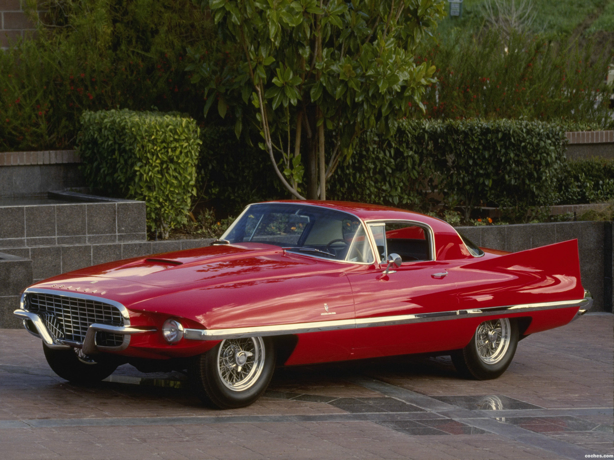 Foto 0 de Ferrari 410 Superamerica Ghia 1956