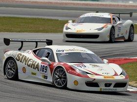 Ver foto 9 de Ferrari 458 Challenge Evoluzione 2014