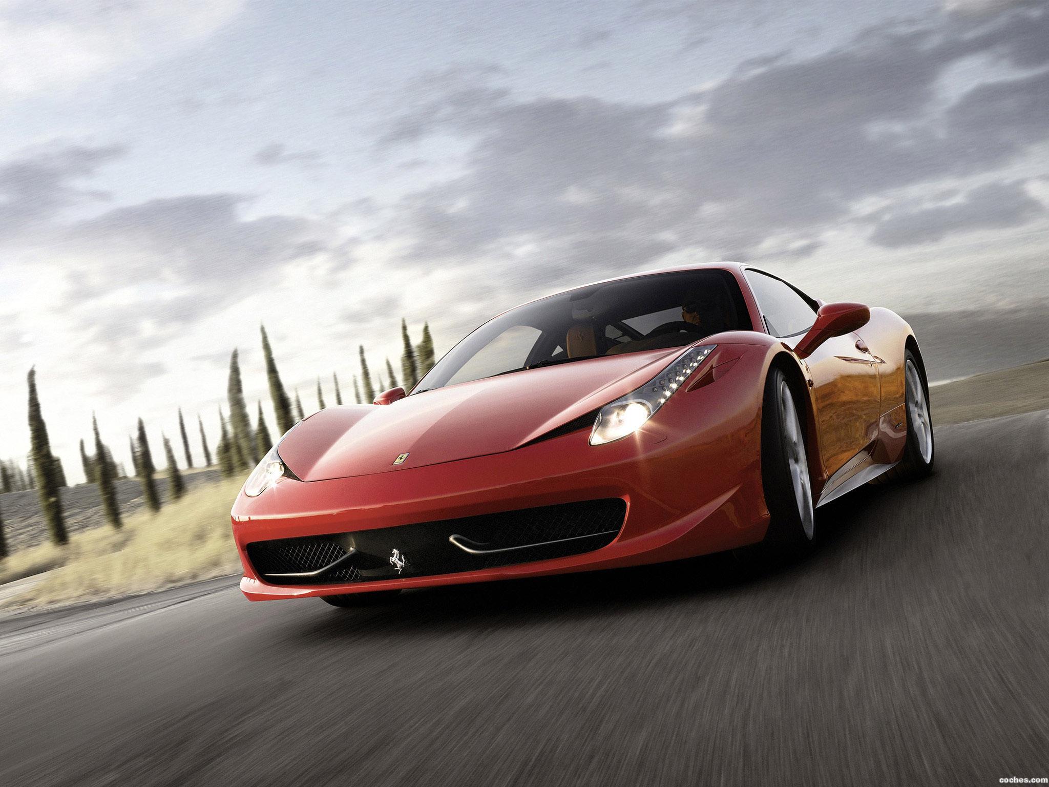 Foto 0 de Ferrari 458 Italia 2009