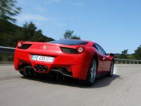 Ver foto 9 de Ferrari 458 Italia 2009