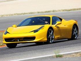 Ver foto 7 de Ferrari 458 Italia 2009