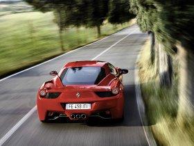 Ver foto 2 de Ferrari 458 Italia 2009