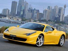 Ver foto 20 de Ferrari 458 Italia 2010