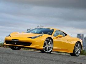 Ver foto 19 de Ferrari 458 Italia 2010