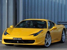 Ver foto 16 de Ferrari 458 Italia 2010