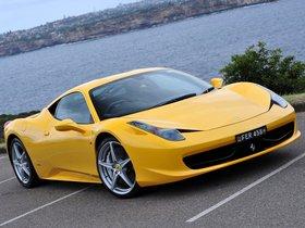 Ver foto 12 de Ferrari 458 Italia 2010