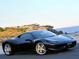 Ver foto 8 de Ferrari 458 Italia 2010