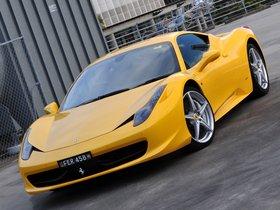 Ver foto 11 de Ferrari 458 Italia 2010
