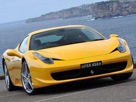 Ver foto 10 de Ferrari 458 Italia 2010