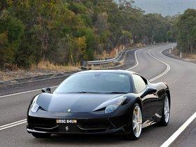 Ver foto 4 de Ferrari 458 Italia 2010