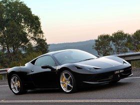 Ver foto 3 de Ferrari 458 Italia 2010