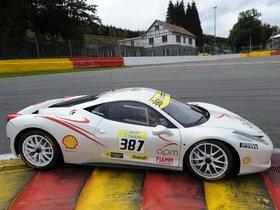 Ver foto 12 de Ferrari 458 Italia Challenge 2010