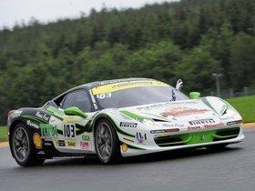 Ver foto 9 de Ferrari 458 Italia Challenge 2010