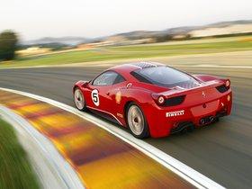 Ver foto 3 de Ferrari 458 Italia Challenge 2010
