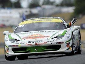 Ver foto 17 de Ferrari 458 Italia Challenge 2010