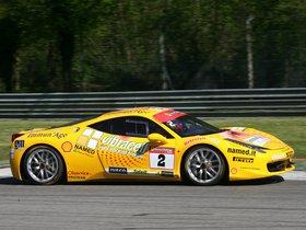 Ver foto 14 de Ferrari 458 Italia Challenge 2010