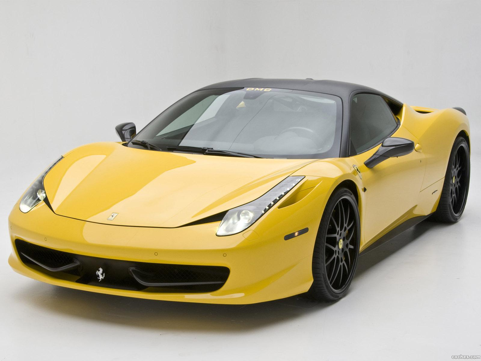 Foto 0 de DMC Design Ferrari 458 Italia 2011