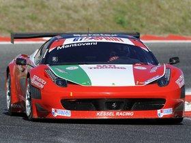 Ver foto 4 de Ferrari 458 Italia GT3 2011