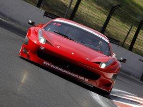 Ver foto 2 de Ferrari 458 Italia GT3 2011