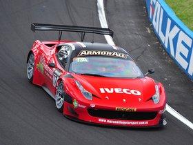 Ver foto 14 de Ferrari 458 Italia GT3 2011