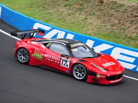 Ver foto 13 de Ferrari 458 Italia GT3 2011