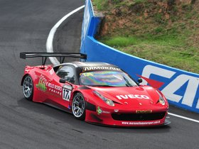 Ver foto 12 de Ferrari 458 Italia GT3 2011