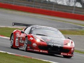 Ver foto 11 de Ferrari 458 Italia GT3 2011
