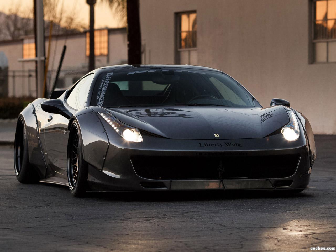 Foto 0 de Ferrari 458 Italia LB Performance 2013