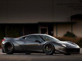 Ver foto 4 de Ferrari 458 Italia LB Performance 2013