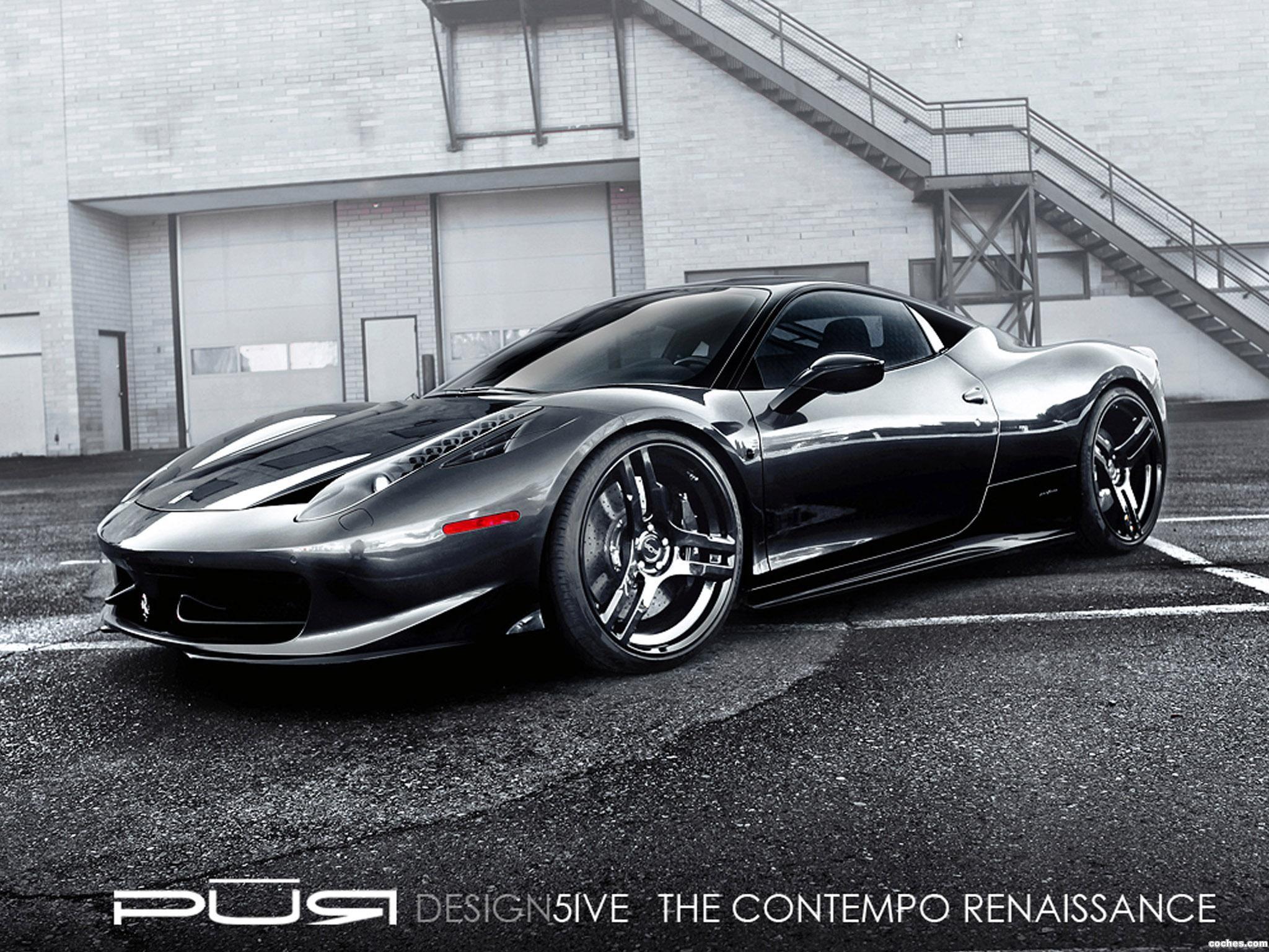 Foto 0 de Ferrari 458 SR Project Kiluminati Pure Five 2012