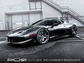 Fotos de Ferrari 458 SR Project Kiluminati Pure Five 2012