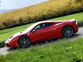 Ver foto 11 de Ferrari 458 Speciale 2013
