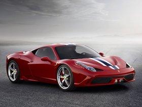Ver foto 3 de Ferrari 458 Speciale 2013