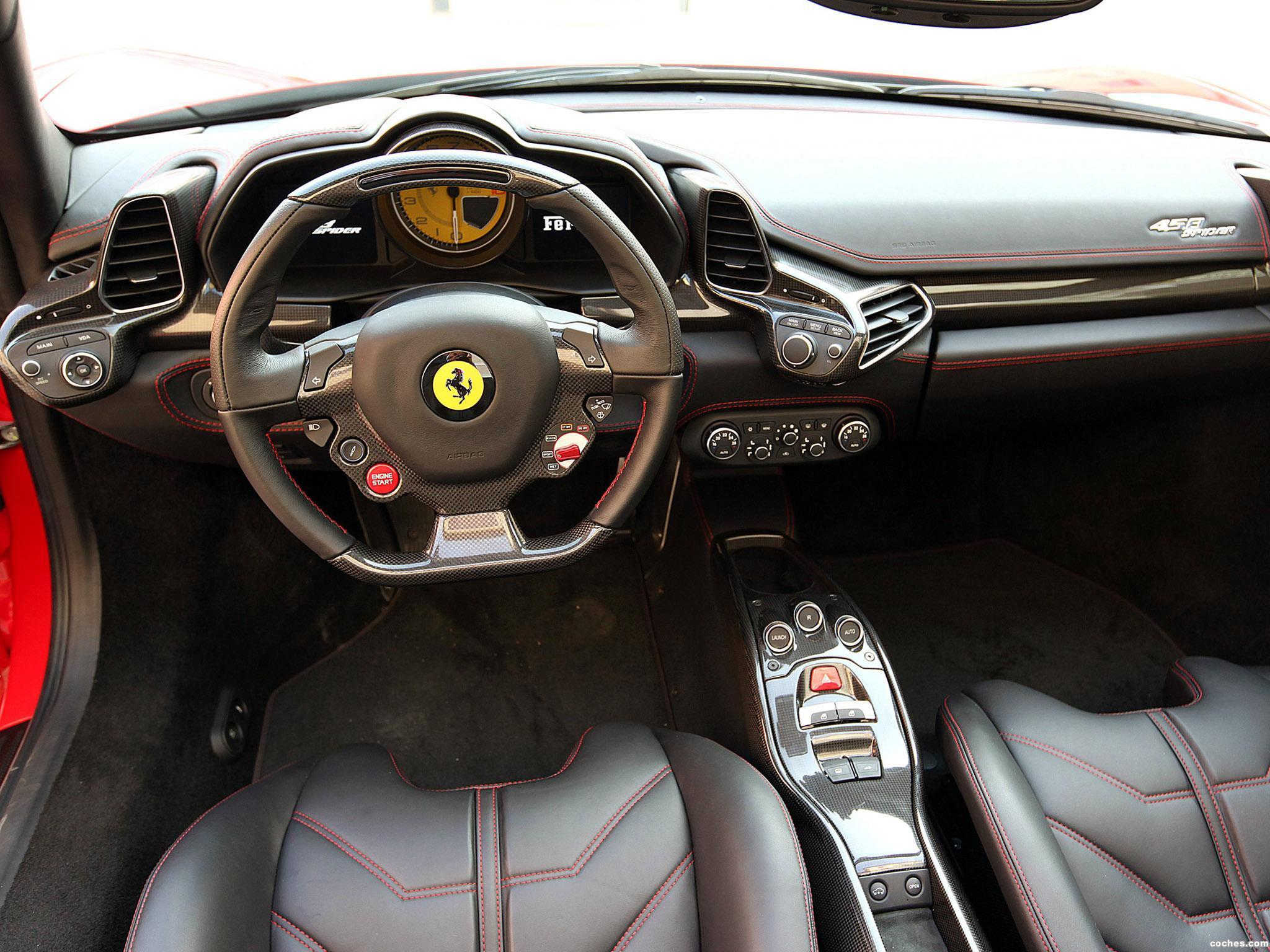 Foto 31 de Ferrari 458 Spider 2011