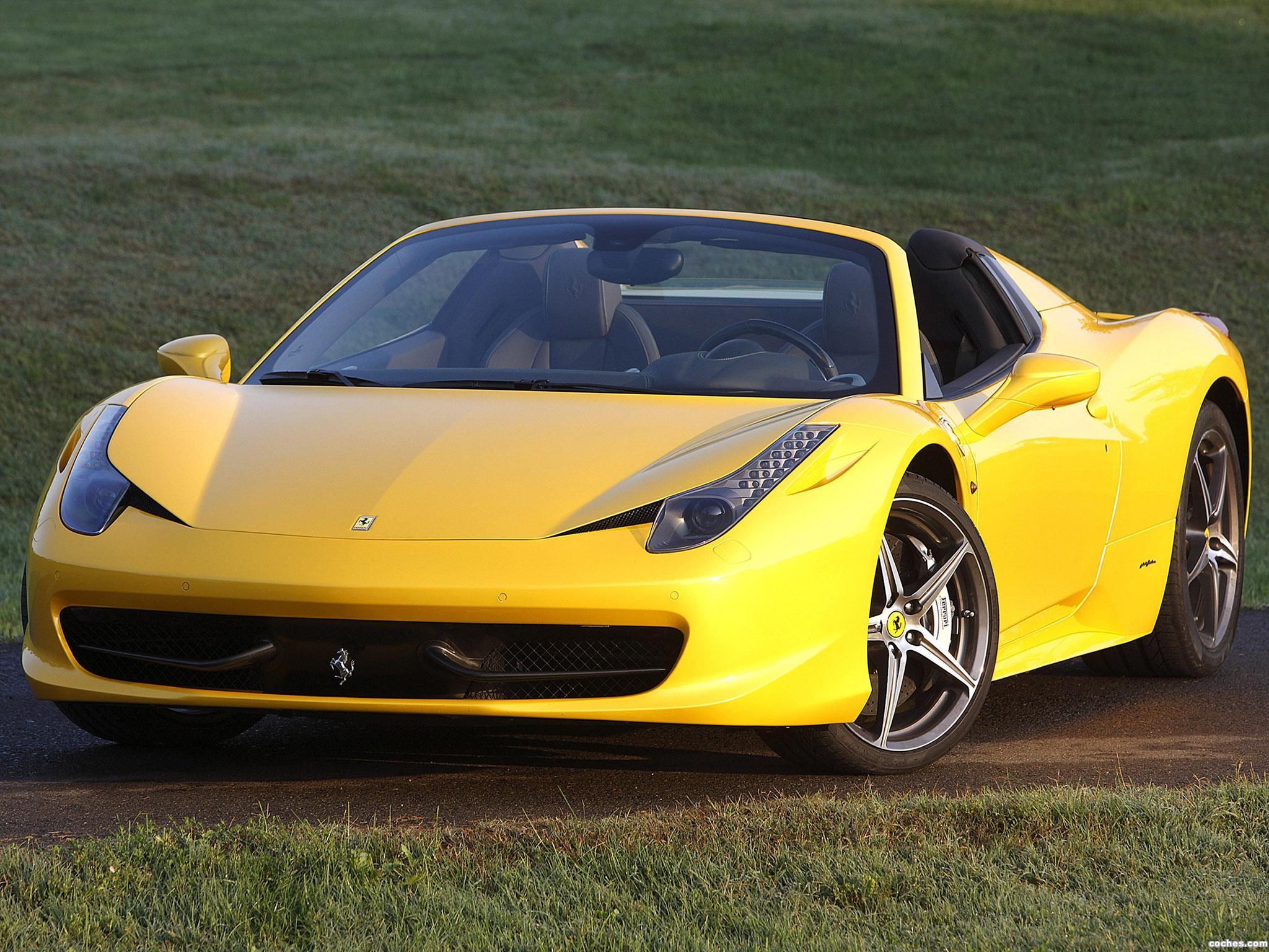 Foto 29 de Ferrari 458 Spider 2011