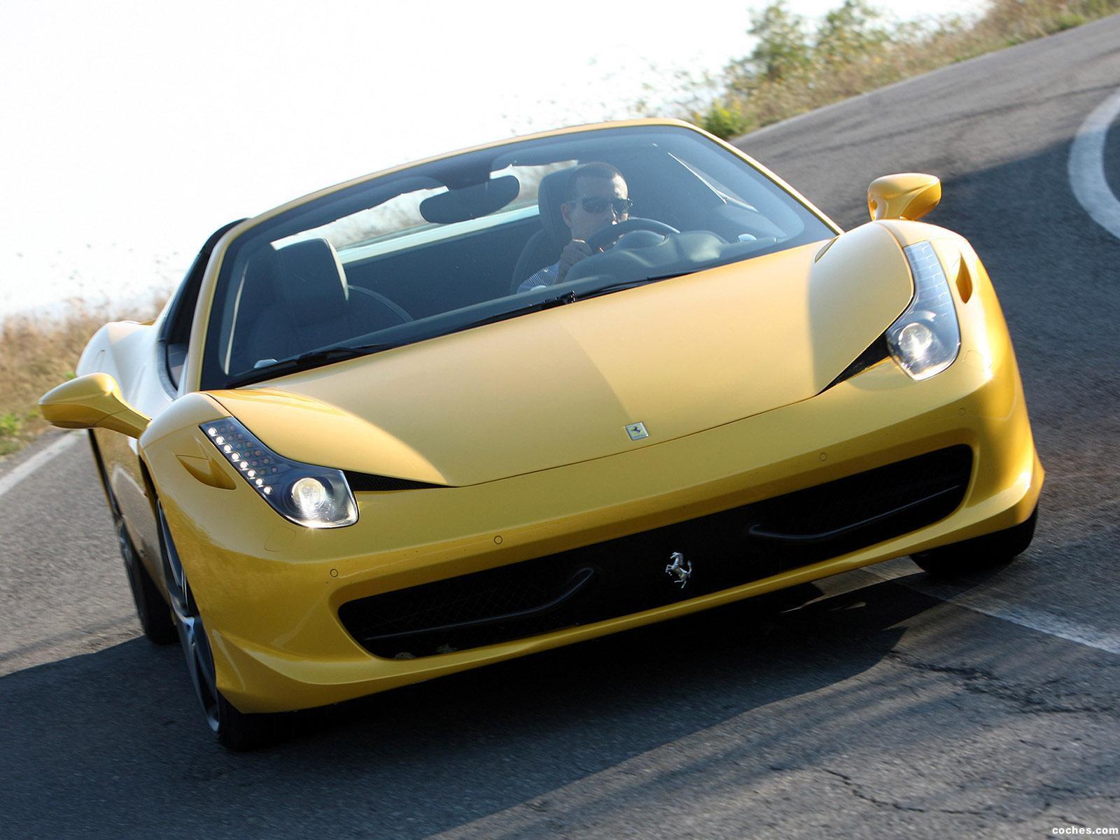 Foto 25 de Ferrari 458 Spider 2011