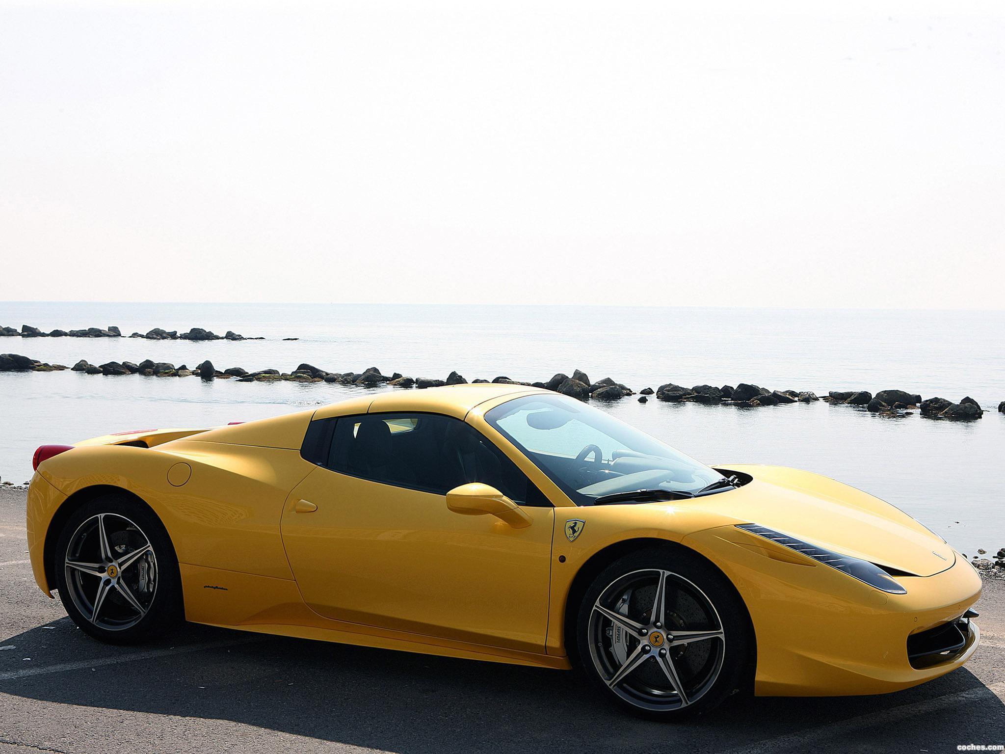 Foto 23 de Ferrari 458 Spider 2011
