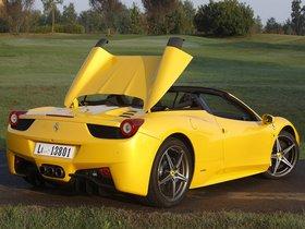 Ver foto 27 de Ferrari 458 Spider 2011