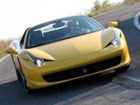 Ver foto 26 de Ferrari 458 Spider 2011