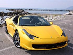 Ver foto 25 de Ferrari 458 Spider 2011