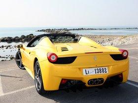 Ver foto 23 de Ferrari 458 Spider 2011