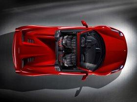 Ver foto 3 de Ferrari 458 Spider 2011
