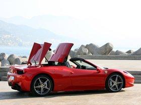 Ver foto 20 de Ferrari 458 Spider 2011